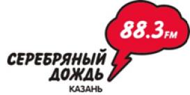 Логотип радио Серебряный Дождь